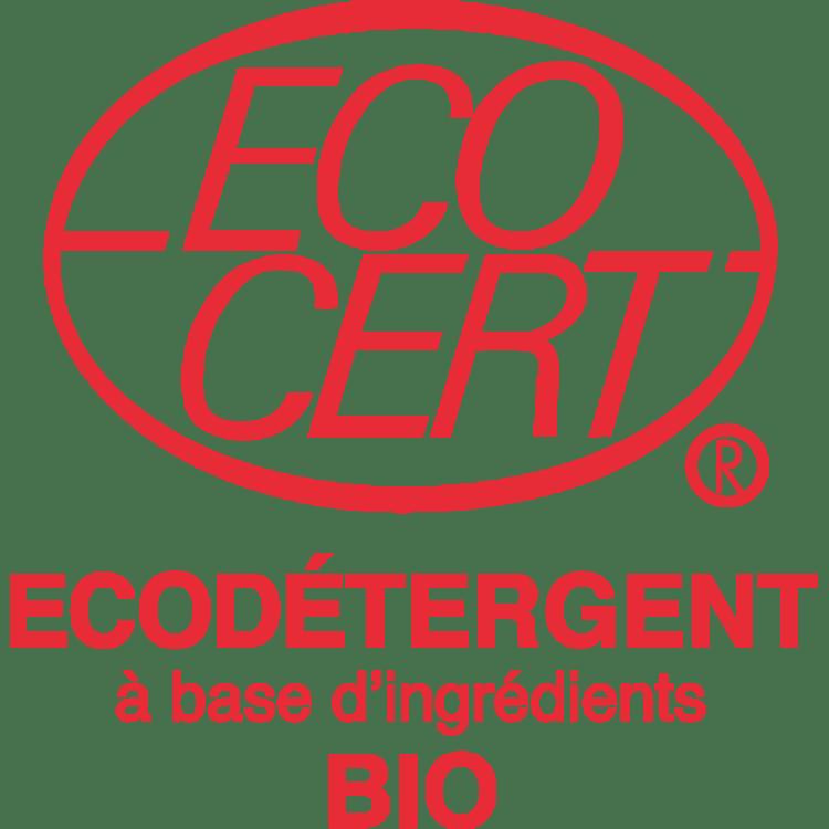 Label Ecodétergents à base d'Ingrédients Biologiques