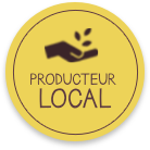 Producteur bio local