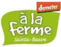 A la ferme Sainte-Beuve logo