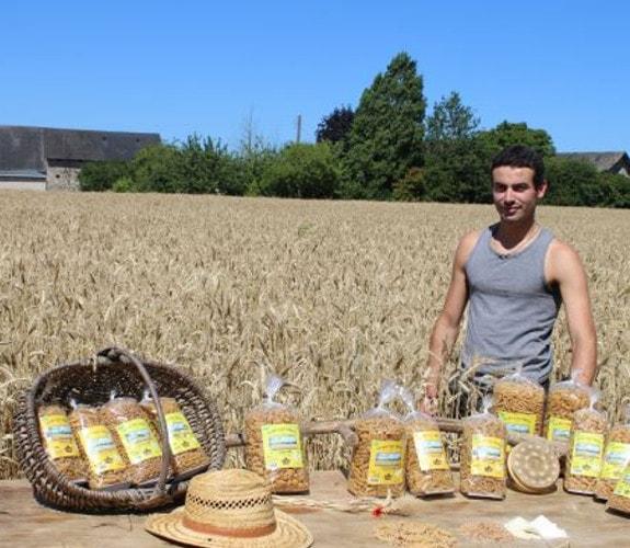 Producteur Les pâtes de la ferme des Pâtis image