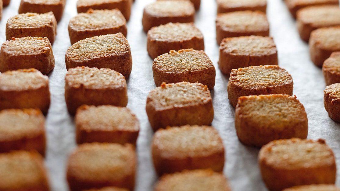 La Pierre Qui Tourne, biscuiterie artisanale bio gallerie 1