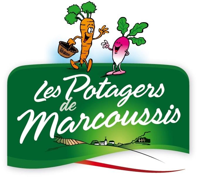 Les Potagers de Marcoussis logo