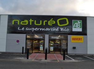 Magasin naturéO Amilly
