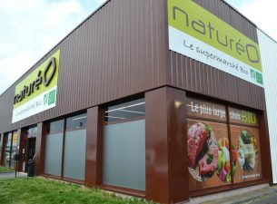 Magasin naturéO Tours