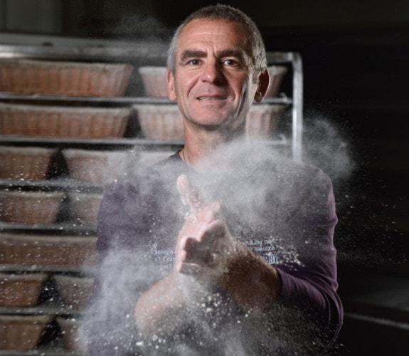 Producteur Du pain et des douceurs artisanales bios image