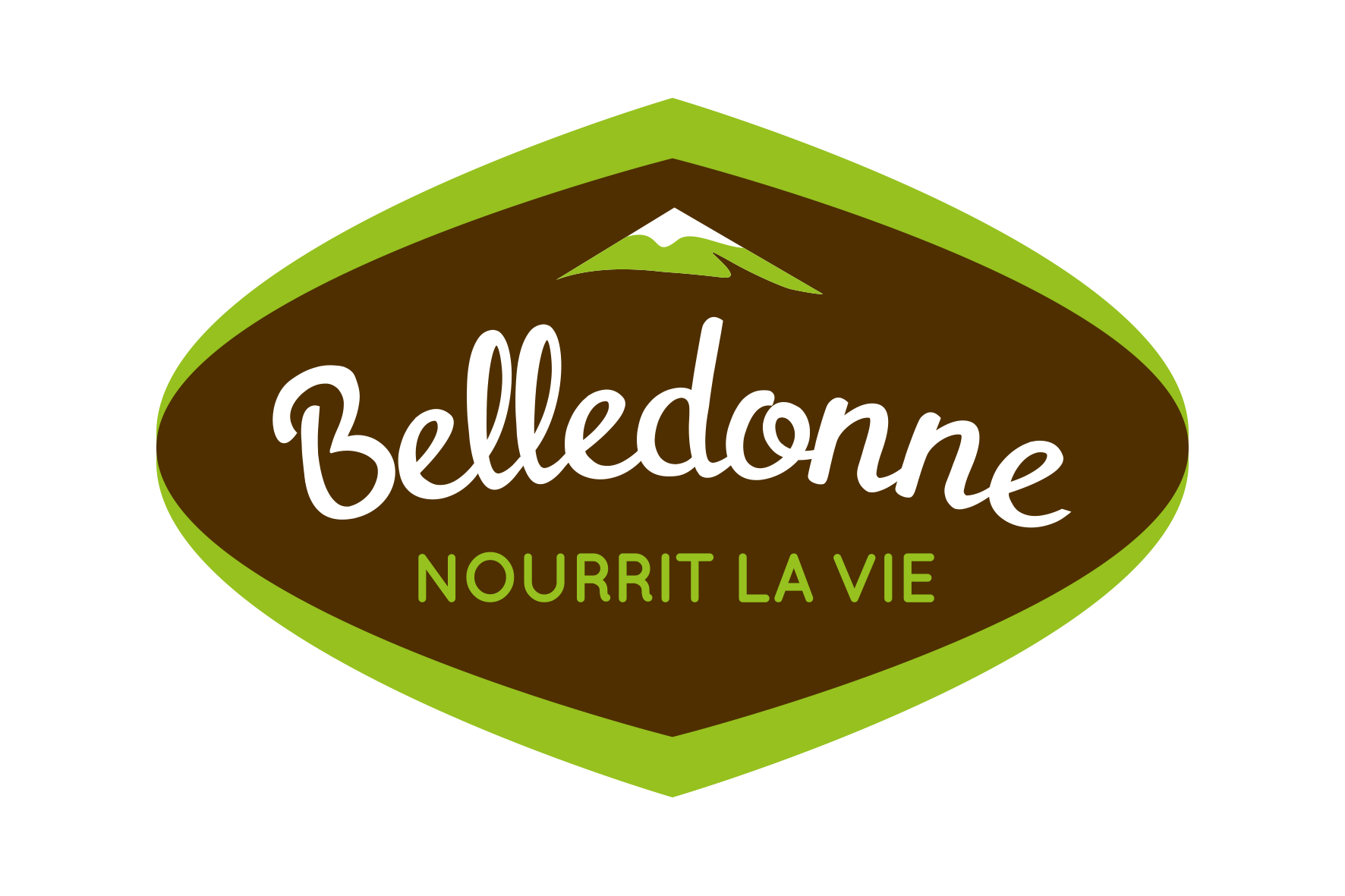 Belledonne logo