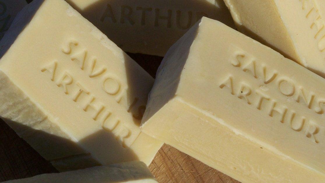 Des savons BIO artisanaux en saponification à froid, 100% huile d'olive. gallerie 2