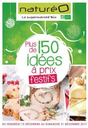 Catalogue produits bio Noël Alimentaire