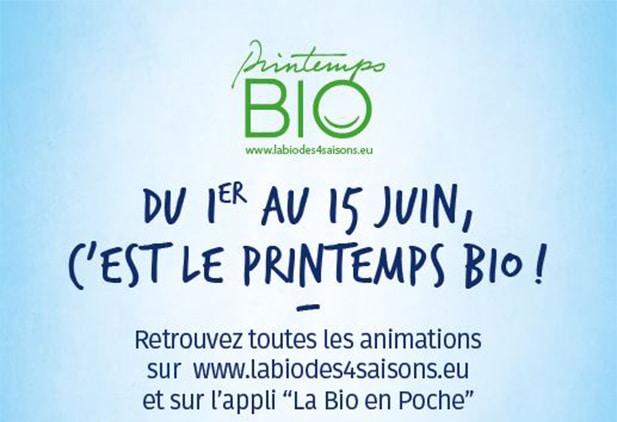 Printemps Bio 19ème Edition