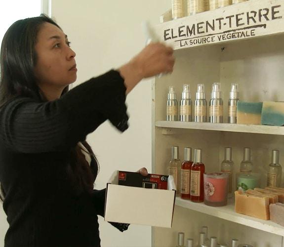 element terre bougies artisanales parfums. Black Bedroom Furniture Sets. Home Design Ideas