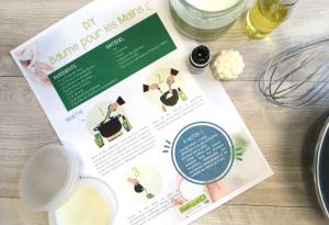 Atelier DIY Crème mains  - Abbeville