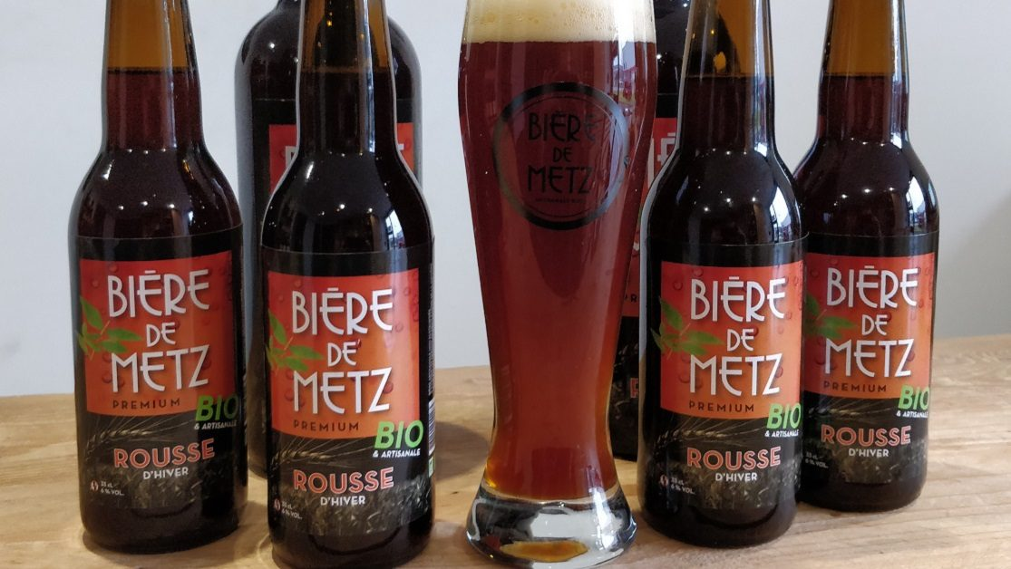 Bière de Metz, la brasserie artisanale bio à proximité de METZ gallerie 2