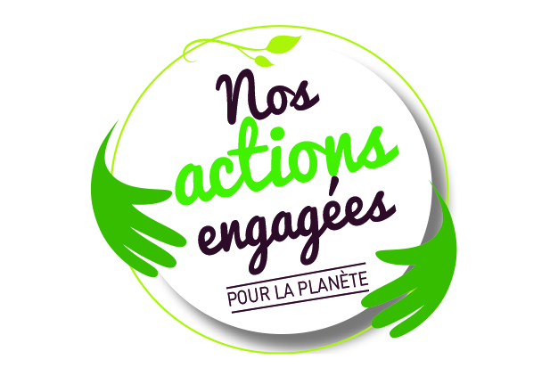 Nos actions engagées