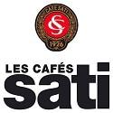 Cafés Sati logo