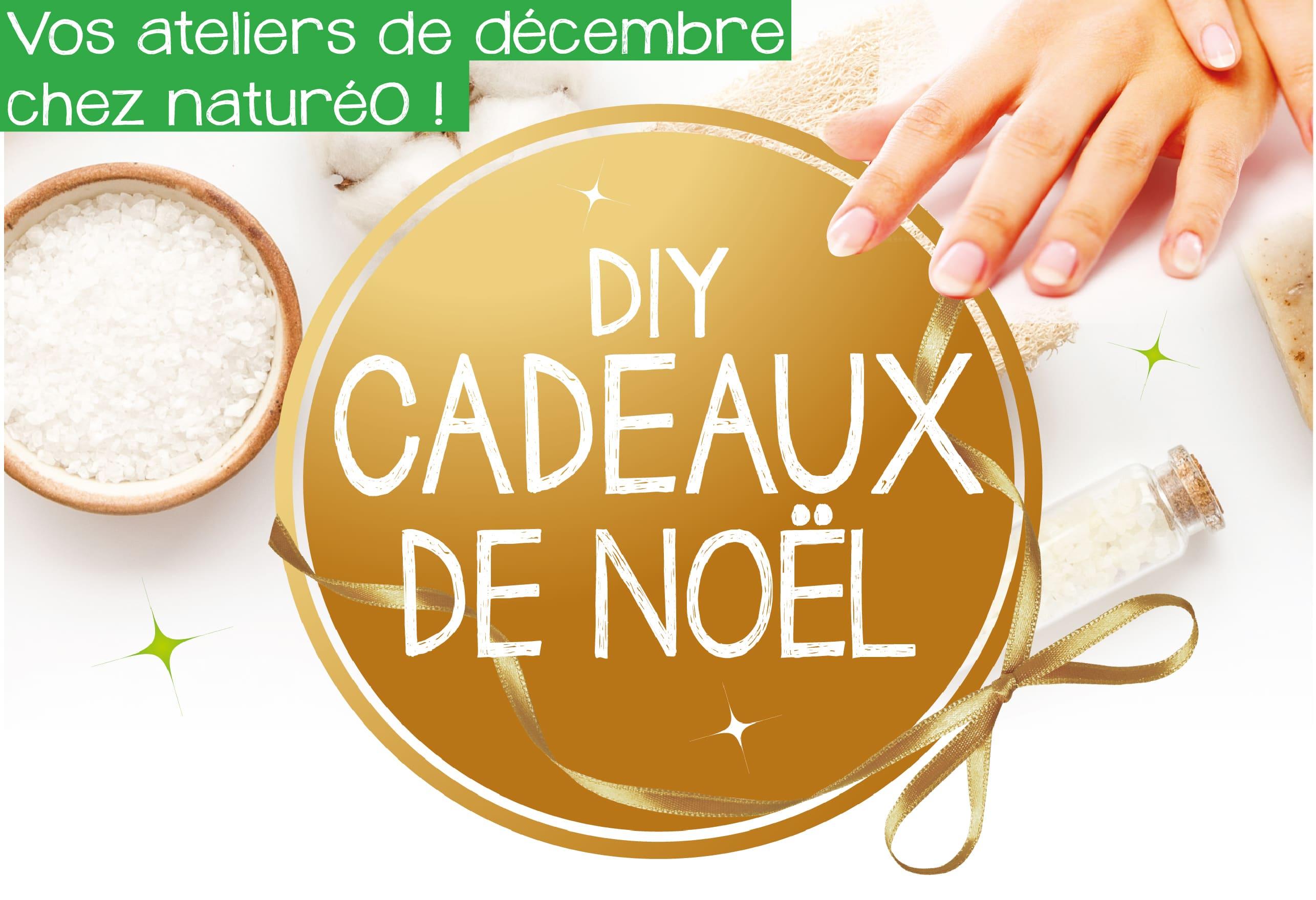 DIY DÉCEMBRE : CADEAUX DE NOËL