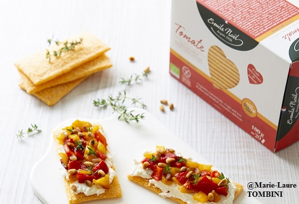 Les tartines sans gluten Emile Noël