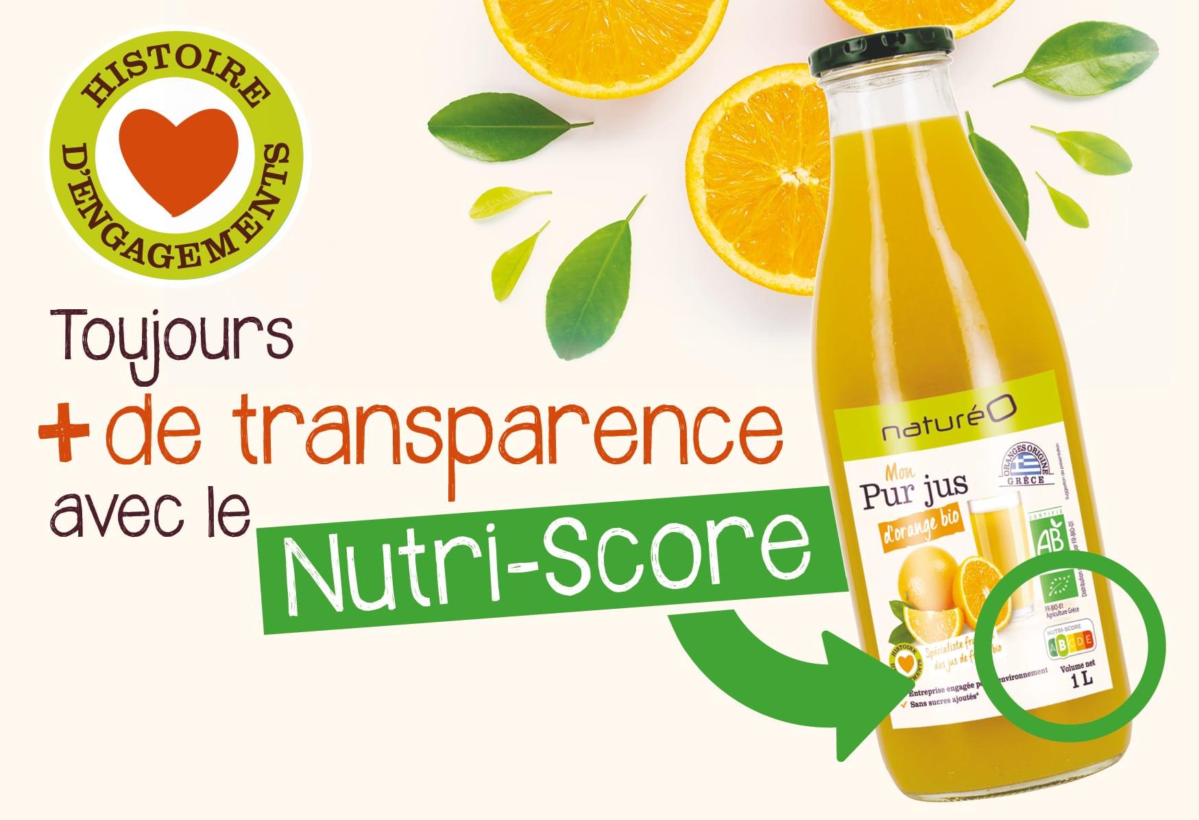 Lancement du Nutri-Score